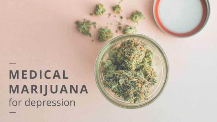 Where to find weed in Canada for treating depression?